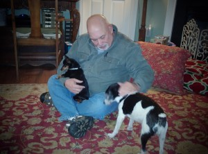 Billy and pets