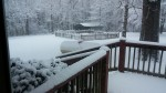 Snowmageddon in Coddle Creek