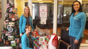 The Veterinary Hospital of Davidson was a donation site for Presents 4 Pets 2014